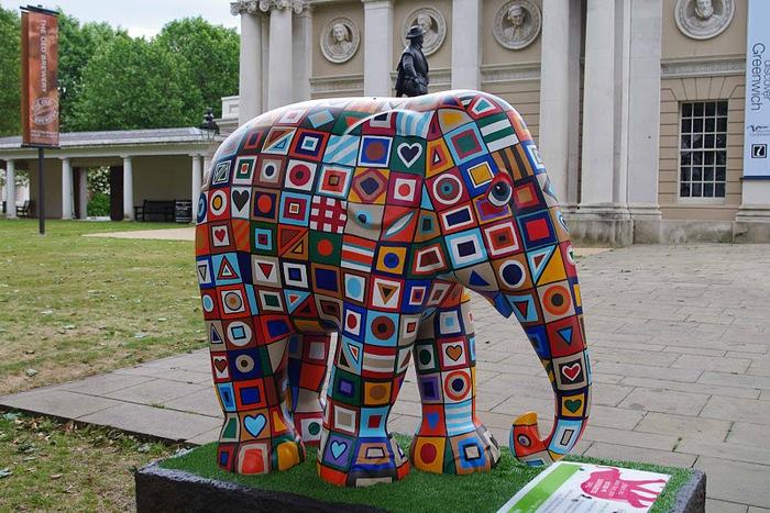 Парад Слонов в Лондоне 2010 45780
