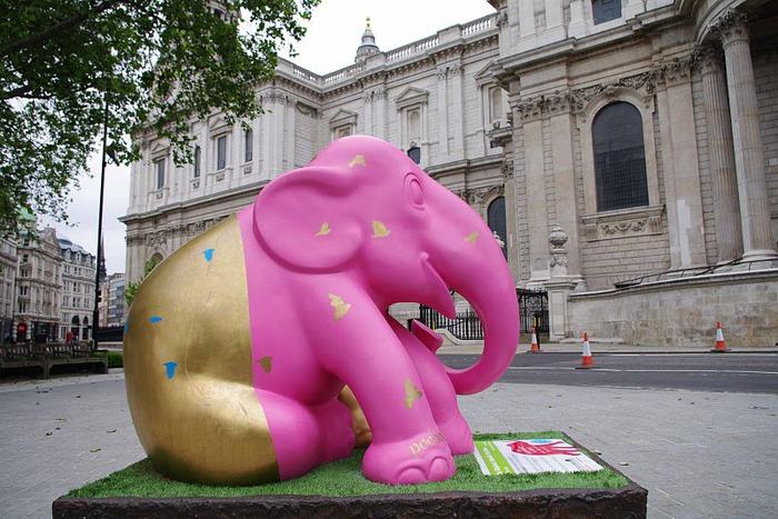 Парад Слонов в Лондоне 2010 63629