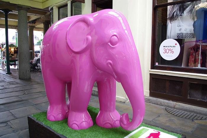 Парад Слонов в Лондоне 2010 91931