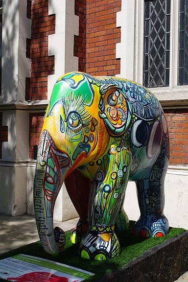 Парад Слонов в Лондоне 2010 23240