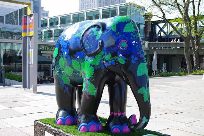 Парад Слонов в Лондоне 2010 40410