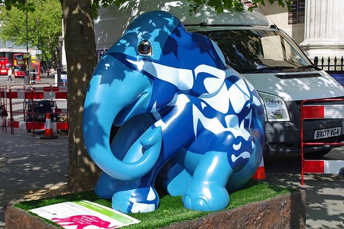 Парад Слонов в Лондоне 2010 47138