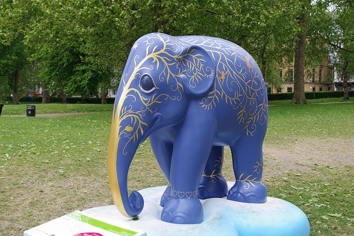 Парад Слонов в Лондоне 2010 44959