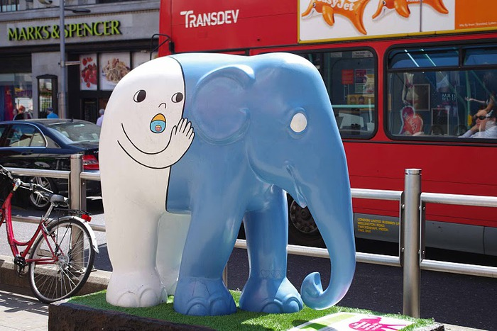 Парад Слонов в Лондоне 2010 81311
