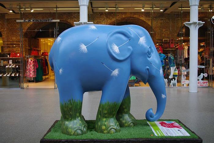 Парад Слонов в Лондоне 2010 41175