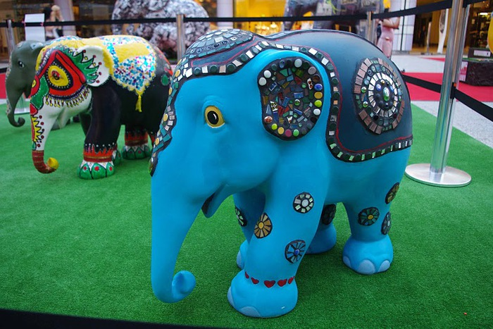 Парад Слонов в Лондоне 2010 14058