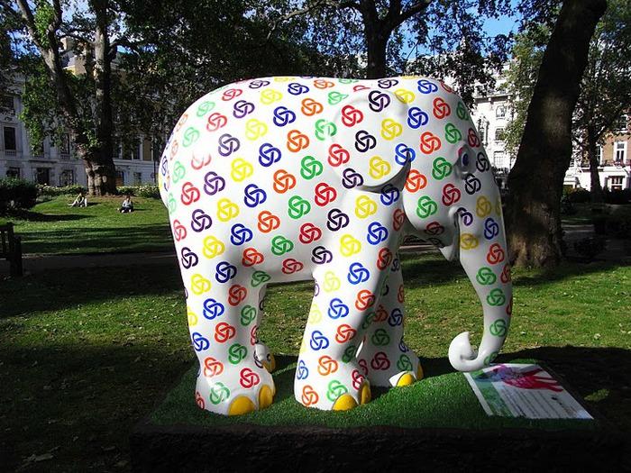 Парад Слонов в Лондоне 2010 23926