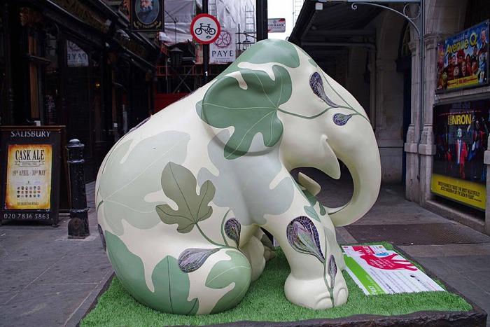 Парад Слонов в Лондоне 2010 30587