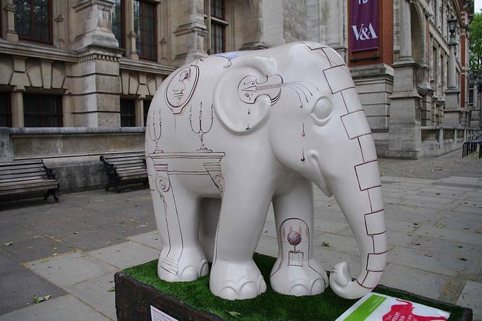 Парад Слонов в Лондоне 2010 24324