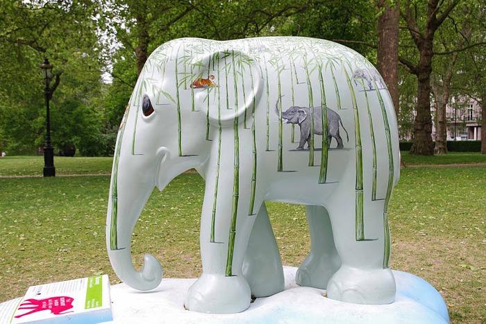 Парад Слонов в Лондоне 2010 72811
