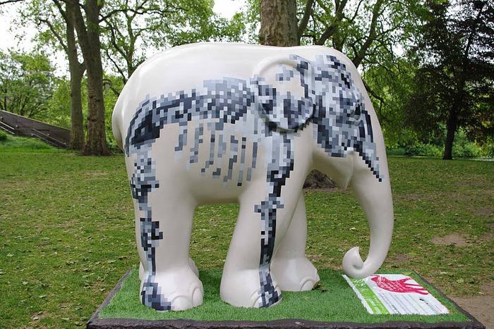 Парад Слонов в Лондоне 2010 56633