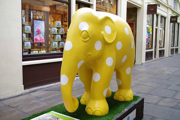 Парад Слонов в Лондоне 2010 34566
