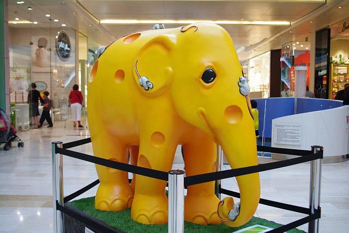 Парад Слонов в Лондоне 2010 88575