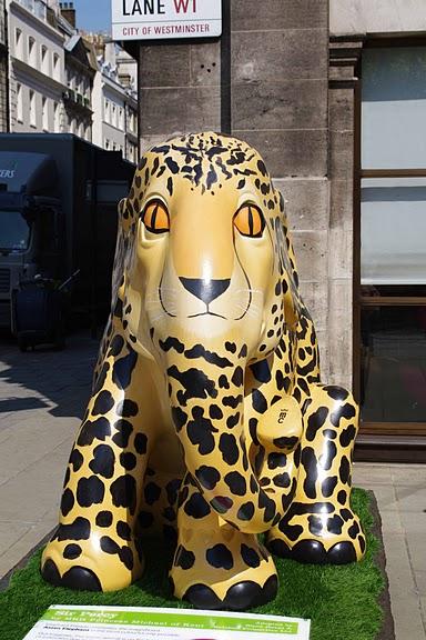 Парад Слонов в Лондоне 2010 29006