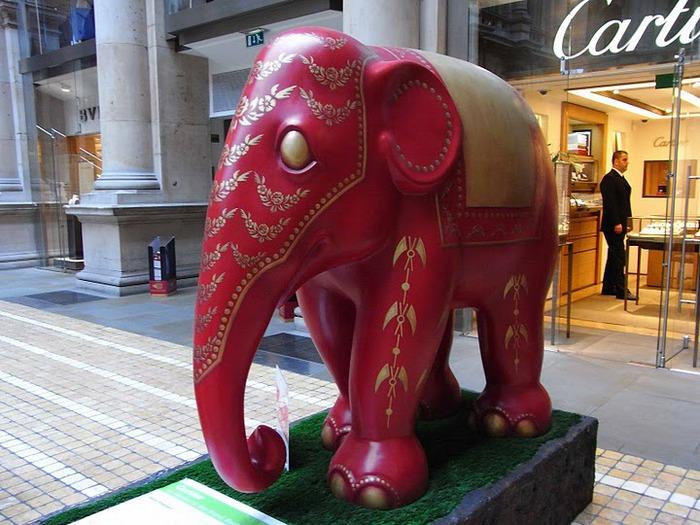 Парад Слонов в Лондоне 2010 28967