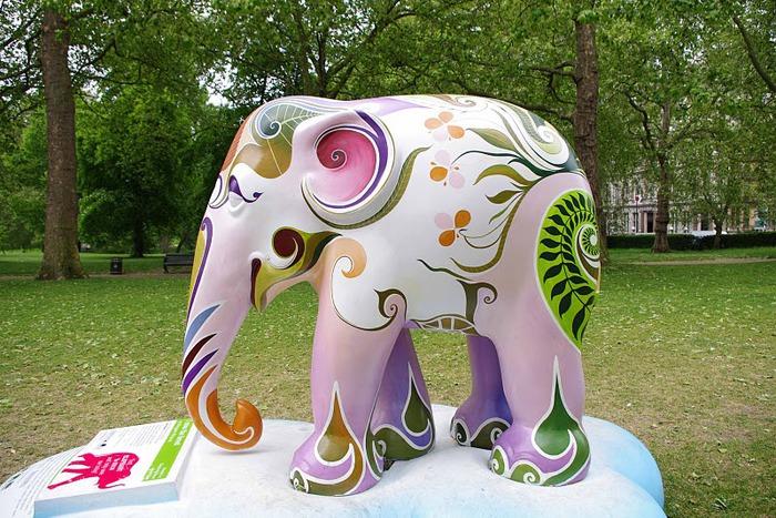 Парад Слонов в Лондоне 2010 31096