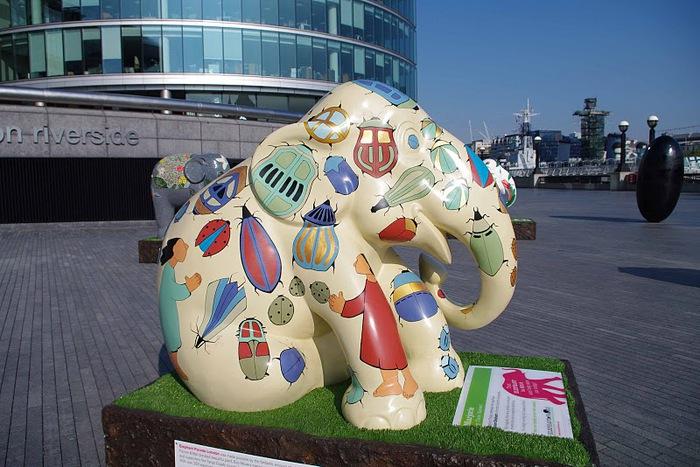 Парад Слонов в Лондоне 2010 63632