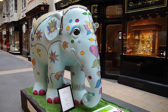 Парад Слонов в Лондоне 2010 79994