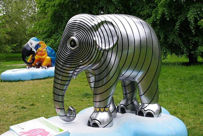 Парад Слонов в Лондоне 2010 17967