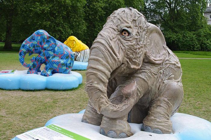 Парад Слонов в Лондоне 2010 35593