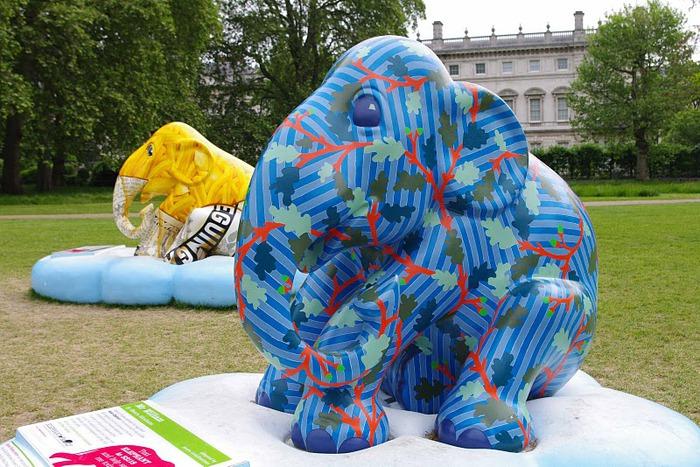 Парад Слонов в Лондоне 2010 81015