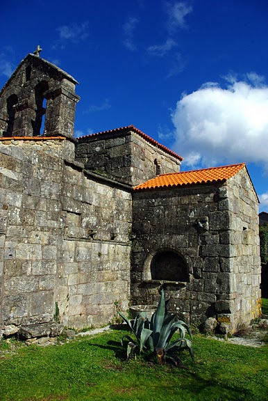 Санта-Комба де Банде близ Оренсе 87463