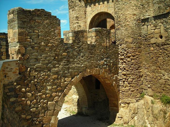 Понферрада (Castillo de Ponferrada) - Замок тамплиеров 37497