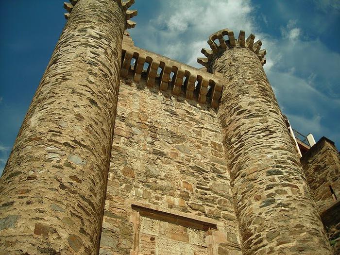 Понферрада (Castillo de Ponferrada) - Замок тамплиеров 19304
