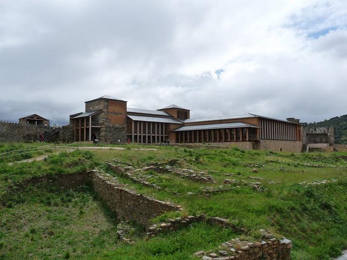 Понферрада (Castillo de Ponferrada) - Замок тамплиеров 71694