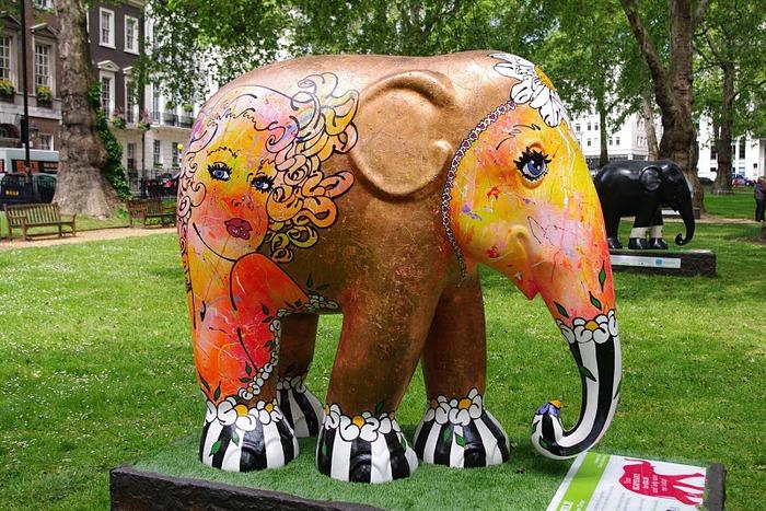 Парад Слонов в Лондоне 2010 51072