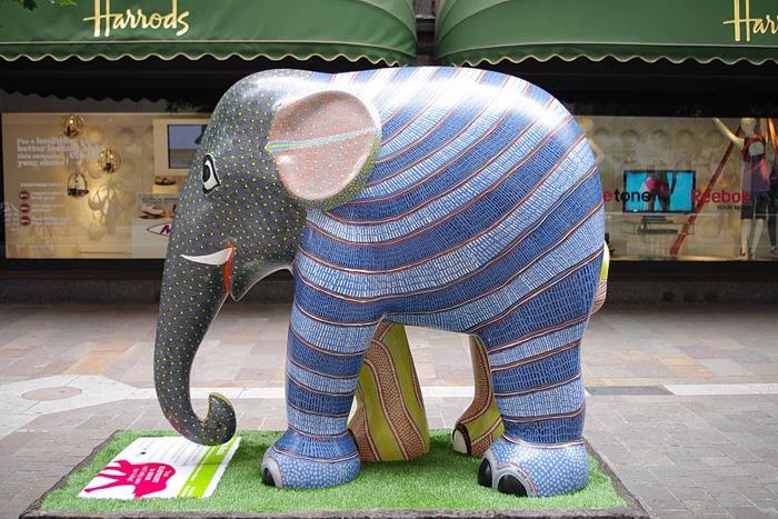 Парад Слонов в Лондоне 2010 43272
