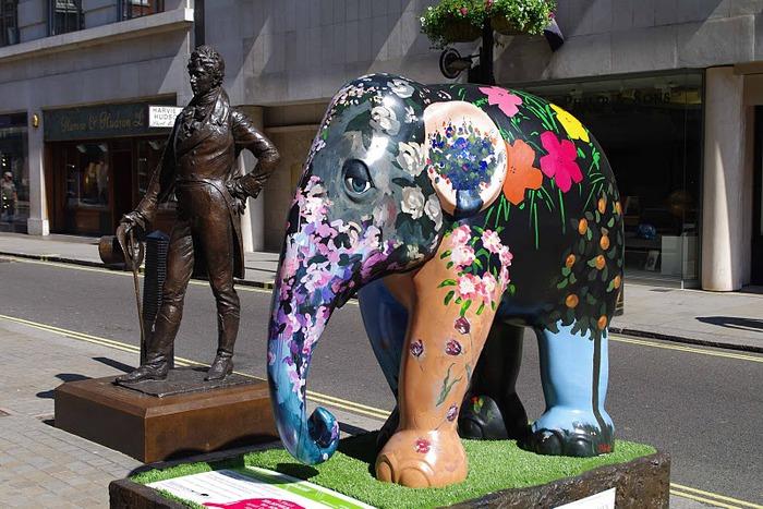 Парад Слонов в Лондоне 2010 85604