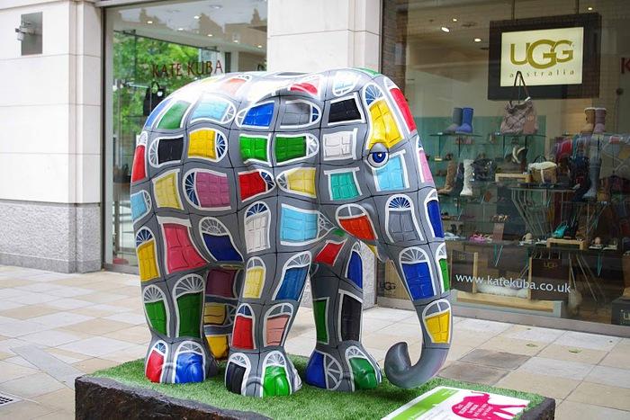Парад Слонов в Лондоне 2010 55361