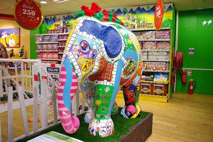 Парад Слонов в Лондоне 2010 29725