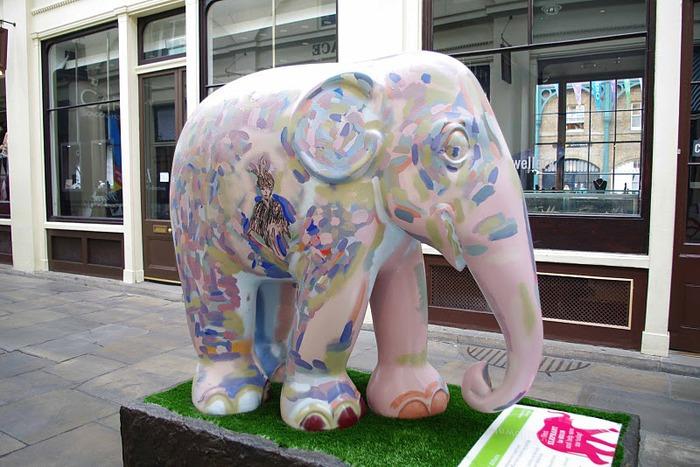 Парад Слонов в Лондоне 2010 24587