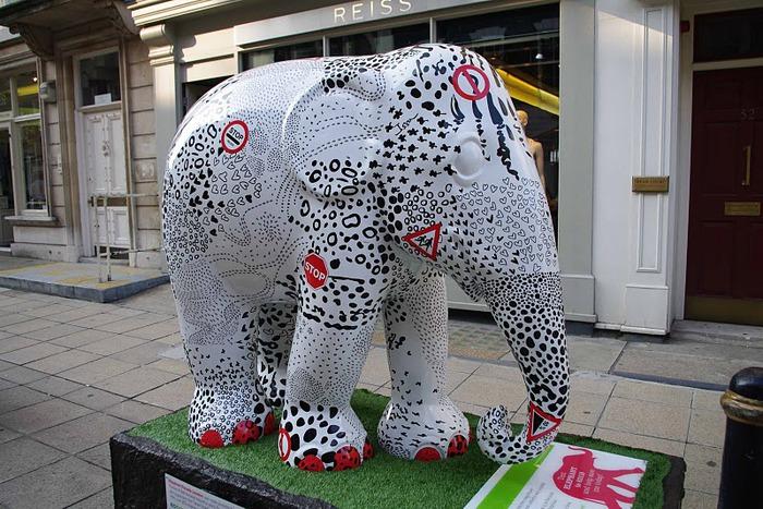 Парад Слонов в Лондоне 2010 81978