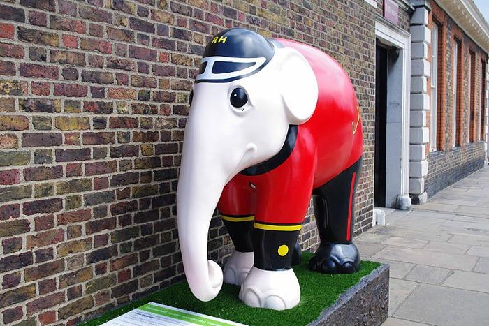 Парад Слонов в Лондоне 2010 44262