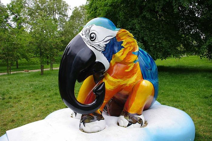 Парад Слонов в Лондоне 2010 79243