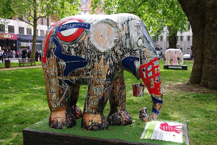Парад Слонов в Лондоне 2010 15819