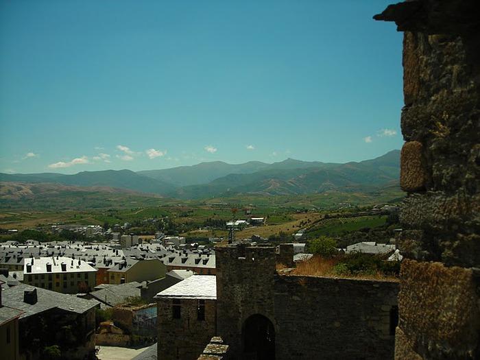 Понферрада (Castillo de Ponferrada) - Замок тамплиеров 70820