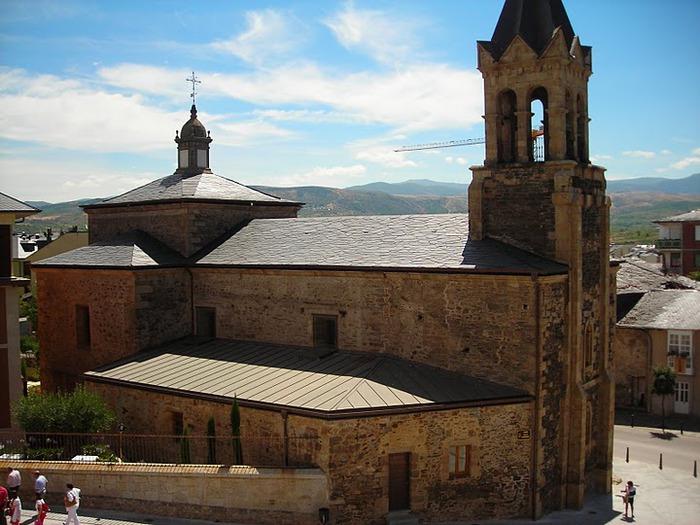 Понферрада (Castillo de Ponferrada) - Замок тамплиеров 57954