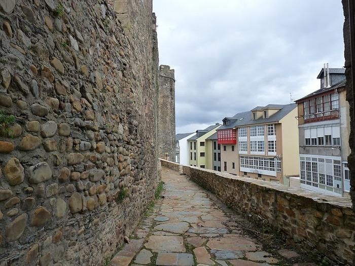 Понферрада (Castillo de Ponferrada) - Замок тамплиеров 66031