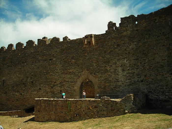 Понферрада (Castillo de Ponferrada) - Замок тамплиеров 92329