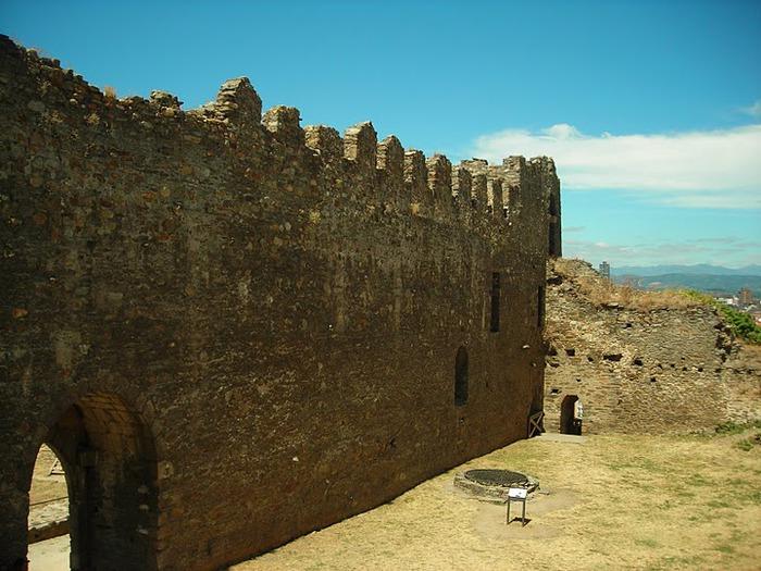 Понферрада (Castillo de Ponferrada) - Замок тамплиеров 94770