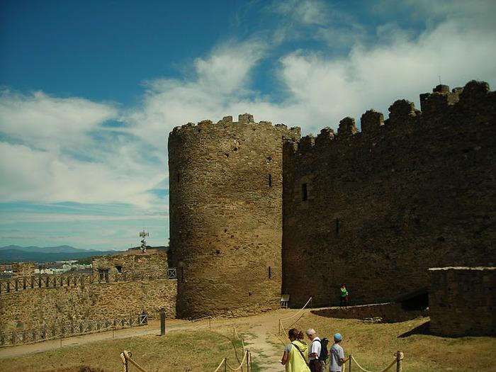 Понферрада (Castillo de Ponferrada) - Замок тамплиеров 39464