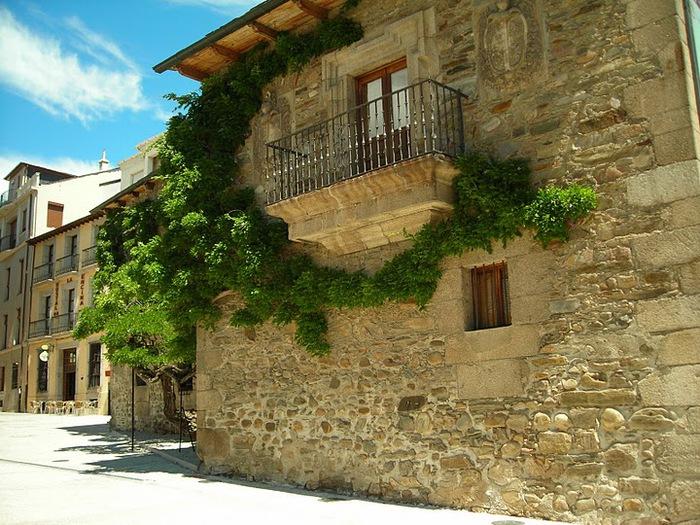 Понферрада (Castillo de Ponferrada) - Замок тамплиеров 93377