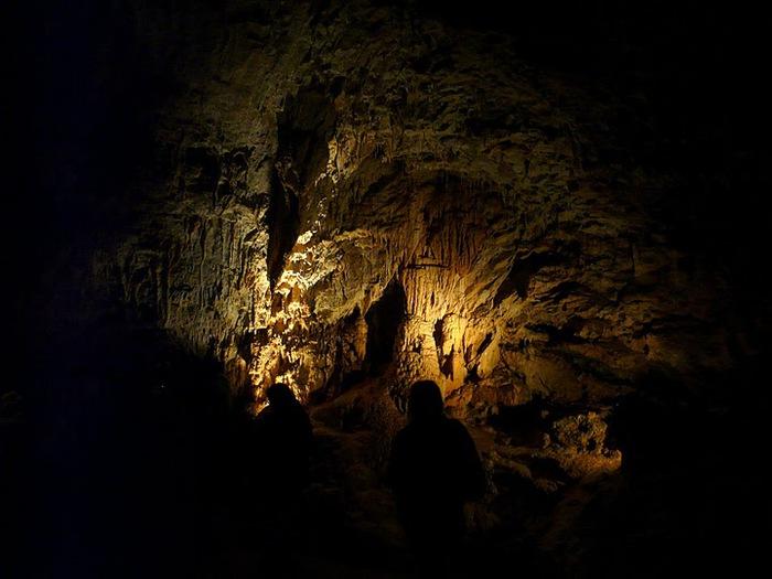 Гроты Шоранш - Grottes Choranche 20032