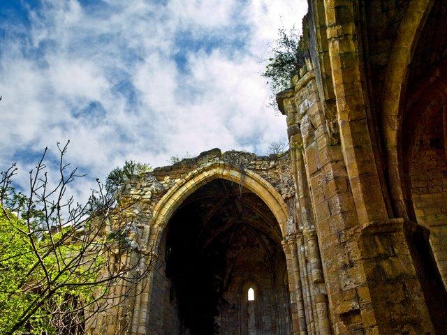 Монастырь Санта Мария де Бонаваль - Monasterio de Santa Maria de Bonaval 26891