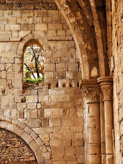 Монастырь Санта Мария де Бонаваль - Monasterio de Santa Maria de Bonaval 94002