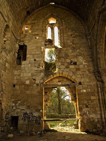 Монастырь Санта Мария де Бонаваль - Monasterio de Santa Maria de Bonaval 54962